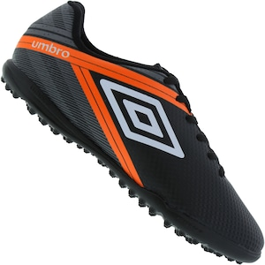 Chuteira Society Umbro Drako TF - Adulto