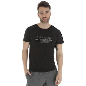Camiseta Mizuno Athletic Div - Masculina