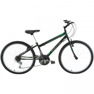 Bicicleta South Bike - Aro 24 - Freio V-Brake - 18 Marchas - Infantil