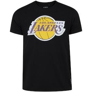 Camiseta NBA Los Angeles Lakers Big Logo - Masculina
