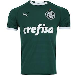 Camisa do Palmeiras I 2019 Puma - Masculina