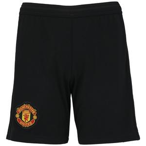 Calção Manchester United I 18 19 adidas - Infantil 296192cadca27