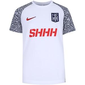 Camiseta Nike Neymar Dry Top SS - Infantil