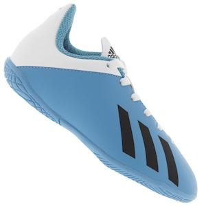 Chuteira Futsal adidas X 19.4 IC - Infantil