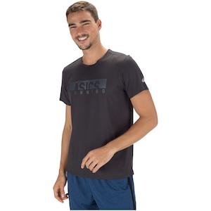 Camiseta Asics Running - Masculina