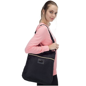 Bolsa Puma Core Seasonal Shopper - Feminina