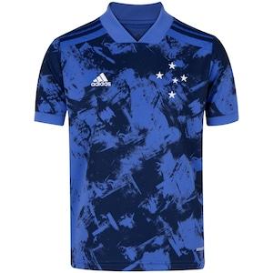 Camisa do Cruzeiro III 2020 adidas - Juvenil