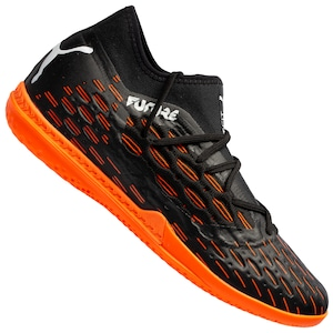 Chuteira Futsal Puma Future 6.3 Netfit IT BDP - Adulto