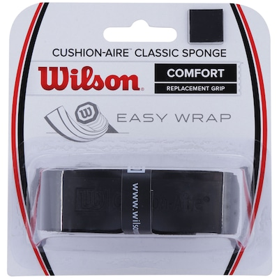 Cushion Grip de Borracha Wilson Air Sponge