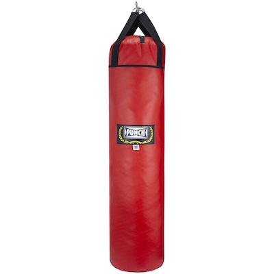 Saco de Pancada em Couro Punch - 120cm