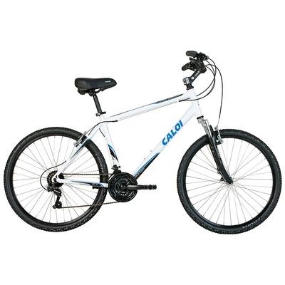 Bicicleta Caloi Sport Comfort - Aro 26 - Freio V-Brake - Câmbio Traseiro Shimano - 21 Marchas