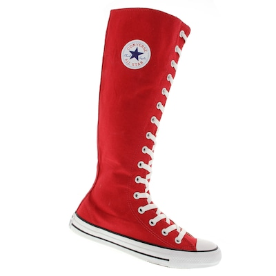 Tênis Converse  All Star Big Tower Com Zíper – Feminino