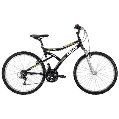 Bicicleta Caloi Andes - Aro 26 - Freio V-Brake - Câmbio Caloi - 21 Marchas