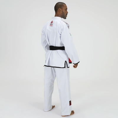 Kimono de Jiu-Jitsu Keiko Série Limitada - Adulto