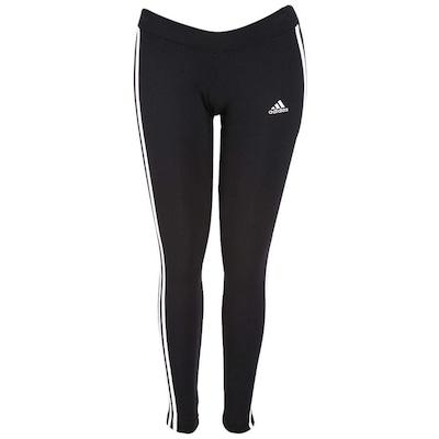 Calça adidas Legging 3S Basic Workout - Feminina