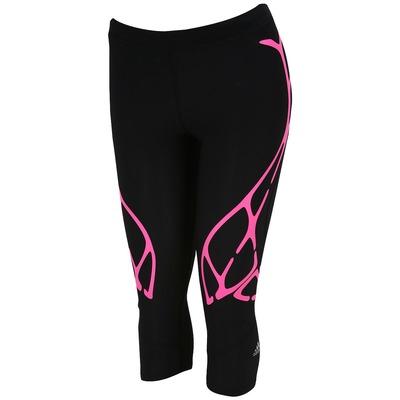 Calça Legging Corsário adidas Adizero – Feminina