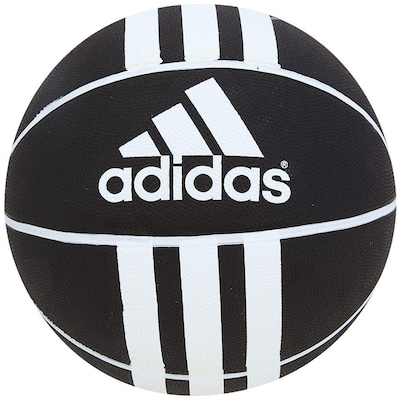 Bola de Basquete adidas 3 Stripes Rubber X