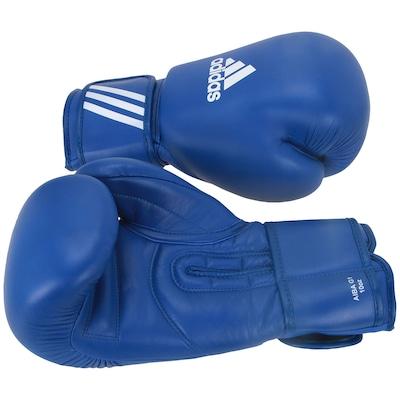 Luvas de Boxe adidas Olímpica Leather 10 OZ