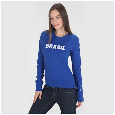 Camiseta Manga Longa Oxer Fanática - Feminina