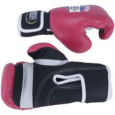 Luvas de Boxe Punch Amador - 8 OZ - Adulto