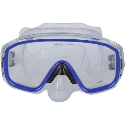 Kit de Mergulho: Snorkel e Máscara de Mergulho Oxer Argus - Adulto
