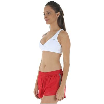 Top Fitness Fila Cross Bra New - Feminino