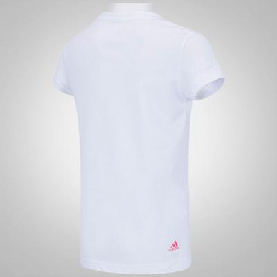 Camiseta adidas Lineage - Infantil