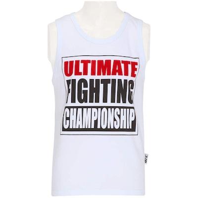 Camiseta Regata UFC Ultimate - Masculino