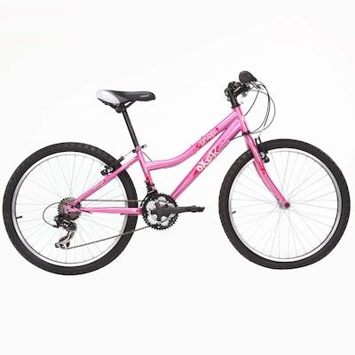Bicicleta Oxer Splash - Aro 24 - Freio V-Brake - Câmbio Traseiro Shimano - 21 Marchas
