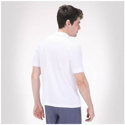 Camisa Polo Fila Slim Vintage - Masculina