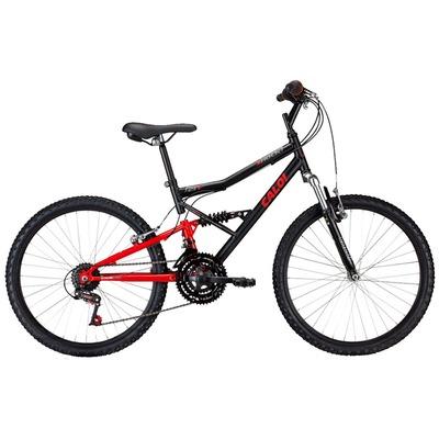 Bicicleta Caloi Shok - Aro 24 - Freio V-Brake - Câmbio Traseiro Caloi - 21 Marchas