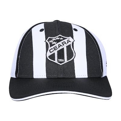 d19df6e657 Boné Aba Curva do Ceará New Era 940 - Strapback - Trucker - Adulto