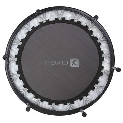 Trampolim Jump Oxer Aço ECX01 - 32 Molas - Diâmetro 1 Metro