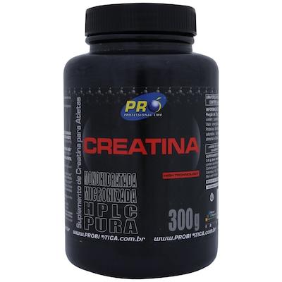 Creatina Probiótica Pura - 300 g - Professional Line