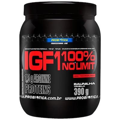 Whey Protein Probiótica IGF1 - Baunilha - 390g