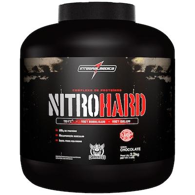 Whey Protein Integralmédica NitroHard - Chocolate - 2,3Kg
