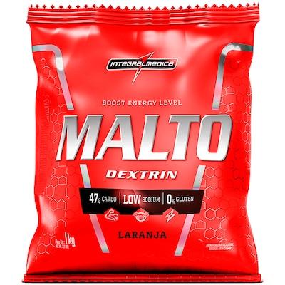 Maltodextrina Integralmédica Malto Dextrin - Laranja - 1Kg