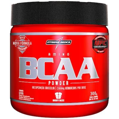 BCAA Integralmédica BCAA Powder - Uva - 300g