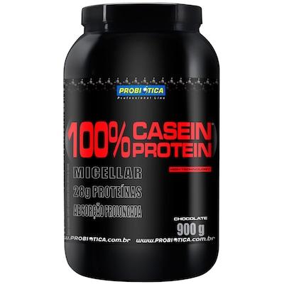 Caseina Probiotica 100% Casein Protein - 900g Chocolate