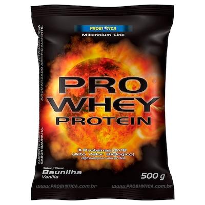Whey Protein Probiótica Pro Whey - Baunilha - 500g