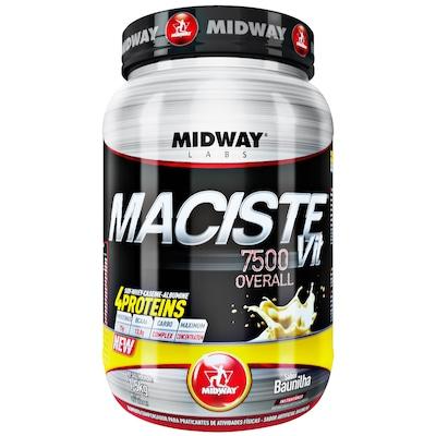 Maciste Vit 7500 Overall – 1,5 Kg – Sabor Baunilha – Midway