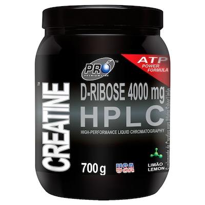 Creatine - 700 g - Sabor Limão - Probiótica