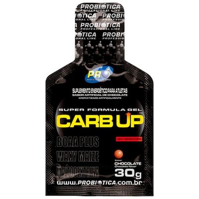 Energético Carb Up Gel - 30 g - Sabor Chocolate – Probiótica