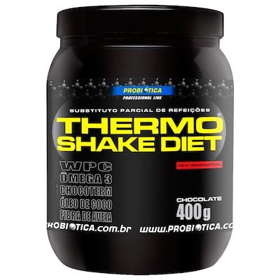 Diet Shake Probiotica Thermo - 400g - Sabor Chocolate