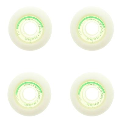 Rodas de Skate Cisco Importada 53 mm com 4 Unidades