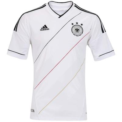 Camisa adidas Alemanha I - Masculina