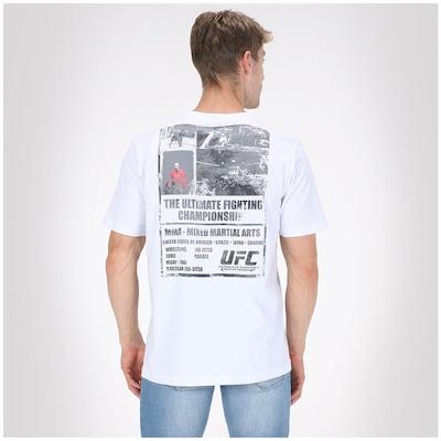 Camiseta UFC Logo 12TSH064 - Masculina
