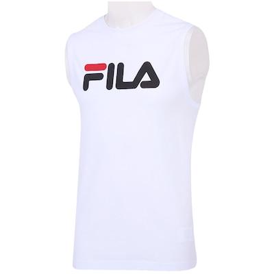 Camiseta Regata Fila Letter - Masculina