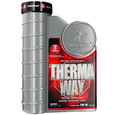 Termogênico Midway Therma Way Accelerator - Guaraná com Açaí - 500ml