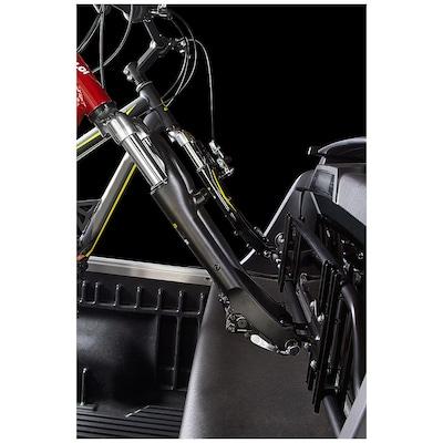 Suporte de Bicicleta para Caminhonete Cyel - Rack para Grade Horizontal de Caçamba Pequena